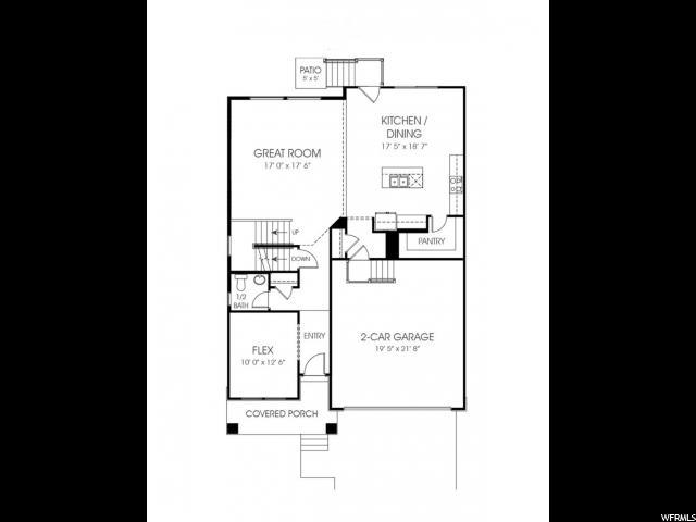 4014 W 1700 Unit 611 Lehi, UT 84043 - MLS #: 1488701