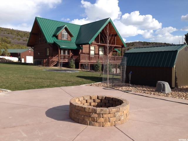 单亲家庭 为 销售 在 20850 N 13250 E 20850 N 13250 E Unit: 1 Mount Pleasant, 犹他州 84647 美国