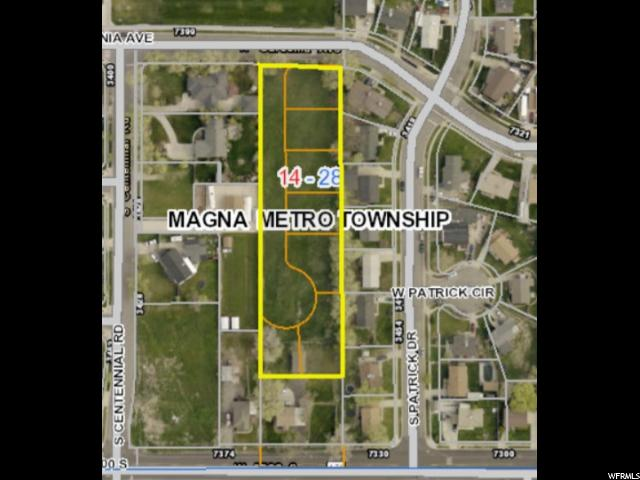 Land for Sale at 3460 S 7372 W 3460 S 7372 W Magna, Utah 84044 United States