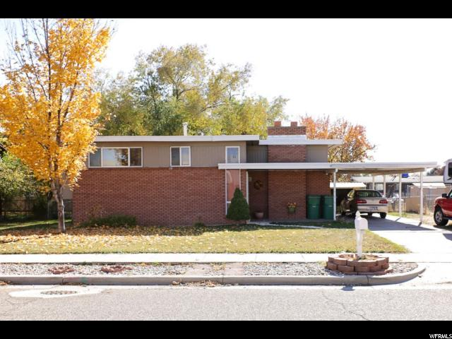 Один семья для того Продажа на 1513 W 1960 N 1513 W 1960 N Layton, Юта 84041 Соединенные Штаты