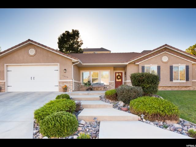 MLS #1488908 for sale - listed by Bob Richards, Keller Williams Realty St George (Success)