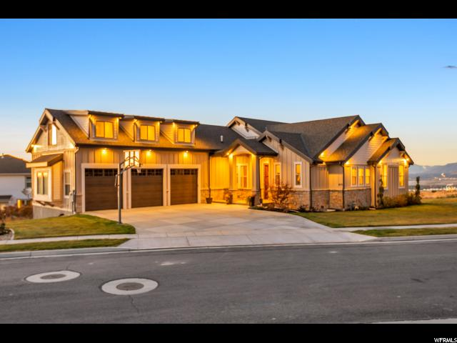 Один семья для того Продажа на 872 S SILVERTREE Lane 872 S SILVERTREE Lane Unit: 1806 North Salt Lake, Юта 84054 Соединенные Штаты