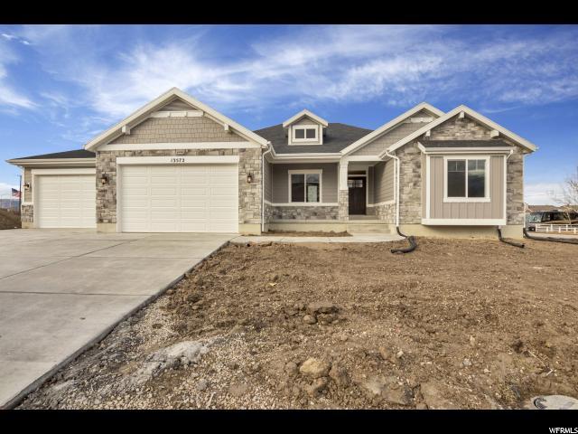 Single Family for Sale at 13572 S 210 E 13572 S 210 E Draper, Utah 84020 United States