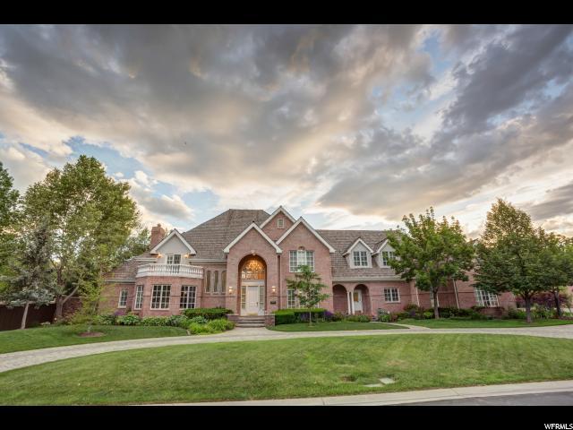 Unique la famille pour l Vente à 3483 N COTTONWOOD 3483 N COTTONWOOD Provo, Utah 84604 États-Unis