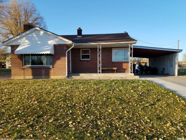 Single Family for Sale at 331 MAIN 331 MAIN Moroni, Utah 84646 United States