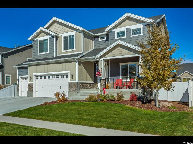 单亲家庭 为 销售 在 702 W TRIBECA WAY 702 W TRIBECA WAY 斯坦斯伯里帕克, 犹他州 84074 美国