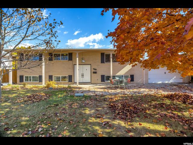Single Family for Sale at 709 S 590 E 709 S 590 E Orem, Utah 84097 United States