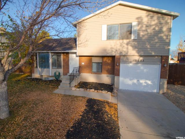 Single Family for Sale at 6085 S PARK WOOD Drive 6085 S PARK WOOD Drive Kearns, Utah 84118 United States
