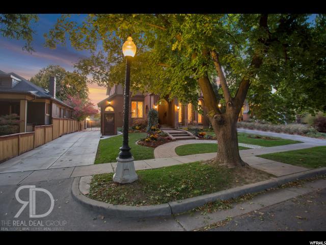 1232 S MCCLELLAND ST Salt Lake City, UT 84105 - MLS #: 1489125