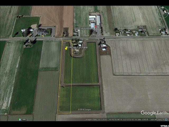 土地 为 销售 在 10275 W 11600 N 10275 W 11600 N Bothwell, 犹他州 84337 美国