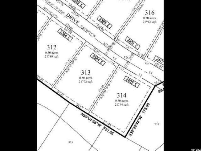 2402 E PATRIOTL (#314) DR Eagle Mountain, UT 84043 - MLS #: 1489237