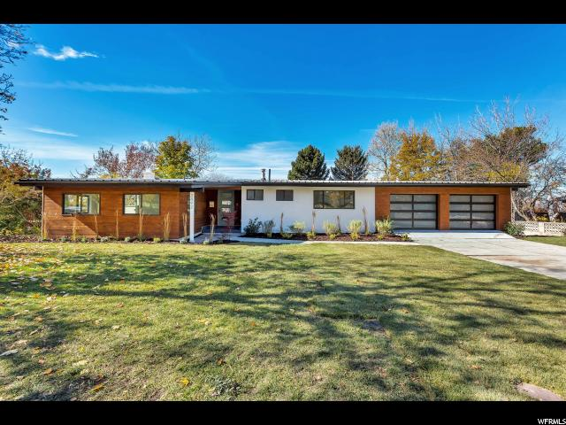 Single Family for Sale at 3492 S FLEETWOOD Drive 3492 S FLEETWOOD Drive Millcreek, Utah 84109 United States