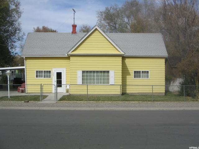 Single Family for Sale at 265 E CENTER 265 E CENTER Marysvale, Utah 84750 United States