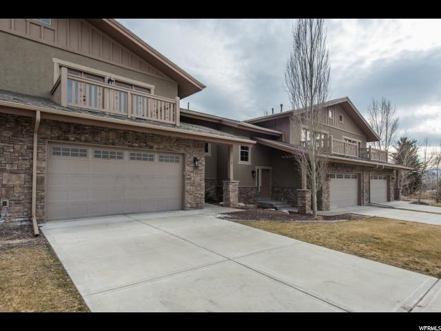 Townhouse for Sale at 1120 N 520 W 1120 N 520 W Unit: 2 Midway, Utah 84049 United States