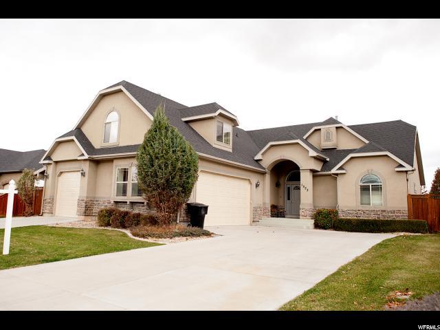 Single Family for Sale at 1523 E 1510 S 1523 E 1510 S Spanish Fork, Utah 84660 United States