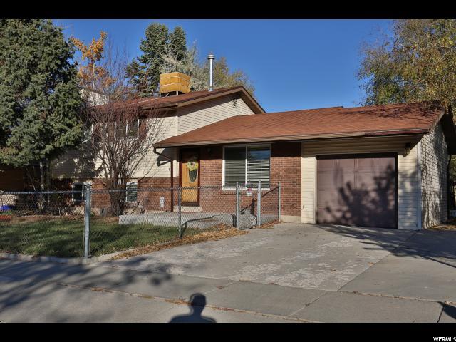 4605 S TROJAN DR West Valley City, UT 84120 - MLS #: 1489357