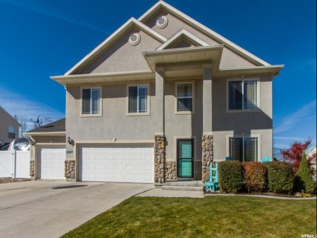 Single Family for Sale at 2297 N 880 W 2297 N 880 W West Bountiful, Utah 84087 United States