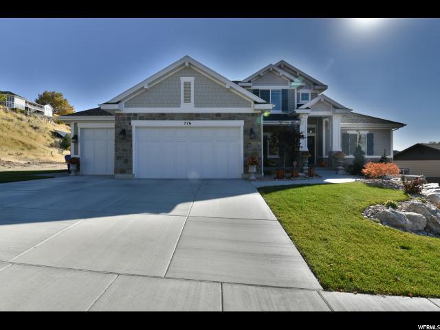 单亲家庭 为 销售 在 776 E 800 S 776 E 800 S 森特维尔, 犹他州 84014 美国