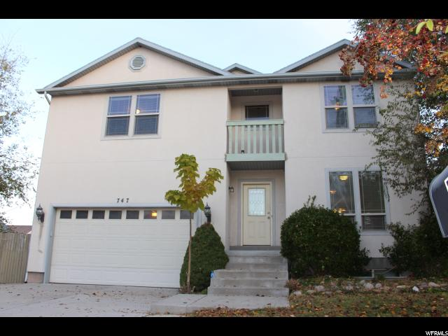 Townhouse for Sale at 747 E EMPIRE Avenue 747 E EMPIRE Avenue Millcreek, Utah 84106 United States