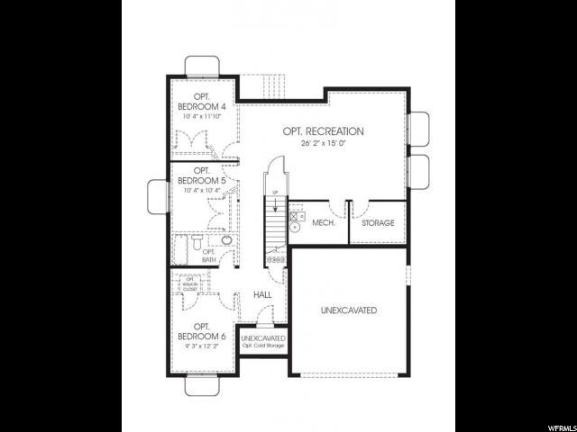 4957 W BARBUDA DR Unit 13 Herriman, UT 84096 - MLS #: 1489450