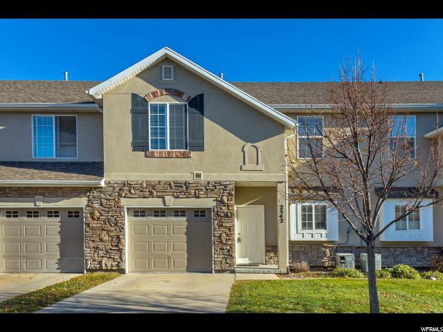 شقة بعمارة للـ Sale في 2542 W MONT SUR Drive 2542 W MONT SUR Drive Riverton, Utah 84065 United States