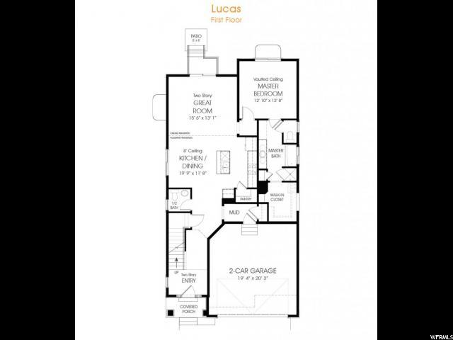 Additional photo for property listing at 4025 W 1700 N 4025 W 1700 N Unit: 623 Lehi, Utah 84043 United States