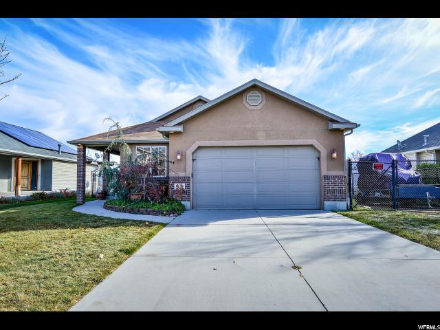 Single Family for Sale at 5629 S STONE BLUFF WAY 5629 S STONE BLUFF WAY Kearns, Utah 84118 United States