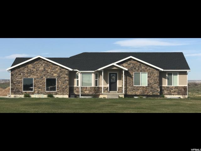 Single Family for Sale at 6664 S 6900 W 6664 S 6900 W Myton, Utah 84052 United States