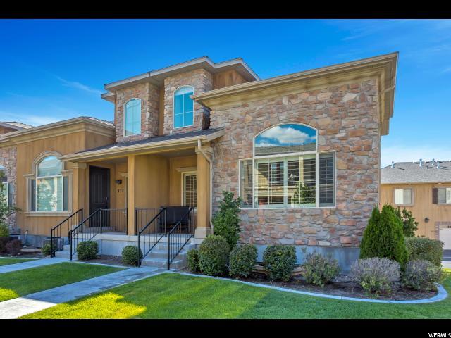 Townhouse for Sale at 938 N 960 W 938 N 960 W Orem, Utah 84057 United States