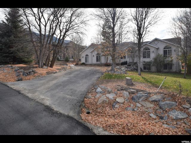 Single Family للـ Sale في 55 E LOAFER Road 55 E LOAFER Road Woodland Hills, Utah 84653 United States