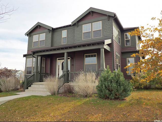Unique la famille pour l Vente à 4371 W IRON MOUNTATIN Drive 4371 W IRON MOUNTATIN Drive South Jordan, Utah 84095 États-Unis