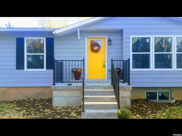 Unifamiliar por un Venta en 437 W YOUNG Street 437 W YOUNG Street Morgan, Utah 84050 Estados Unidos