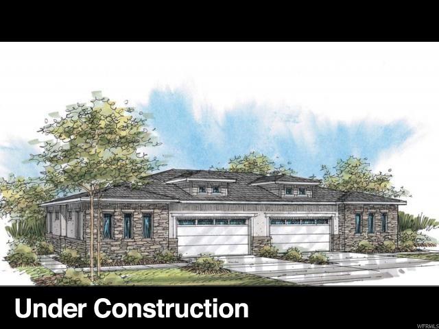 Twin Home for Sale at 1754 W SHADOW FALLS Lane 1754 W SHADOW FALLS Lane Unit: 30 Riverton, Utah 84065 United States