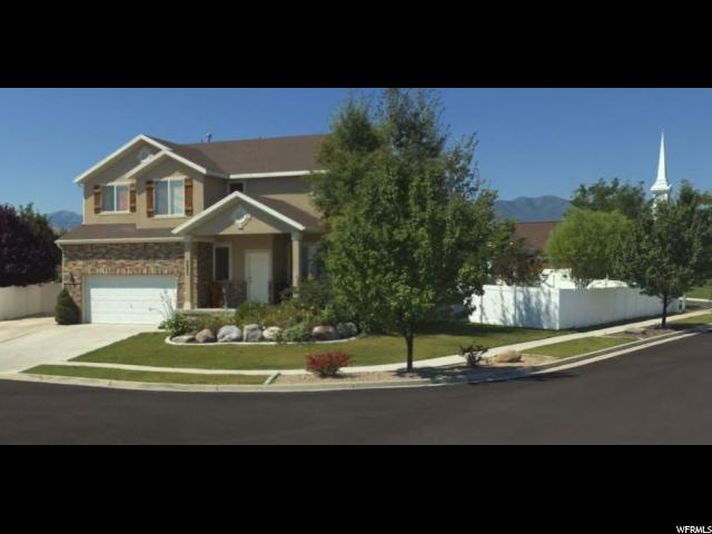 Single Family for Sale at 5943 W VIOLET PEAK Lane 5943 W VIOLET PEAK Lane Herriman, Utah 84096 United States