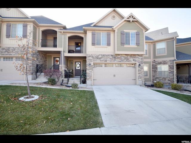 Townhouse for Sale at 9233 N PRAIRIE DUNES WAY 9233 N PRAIRIE DUNES WAY Eagle Mountain, Utah 84005 United States