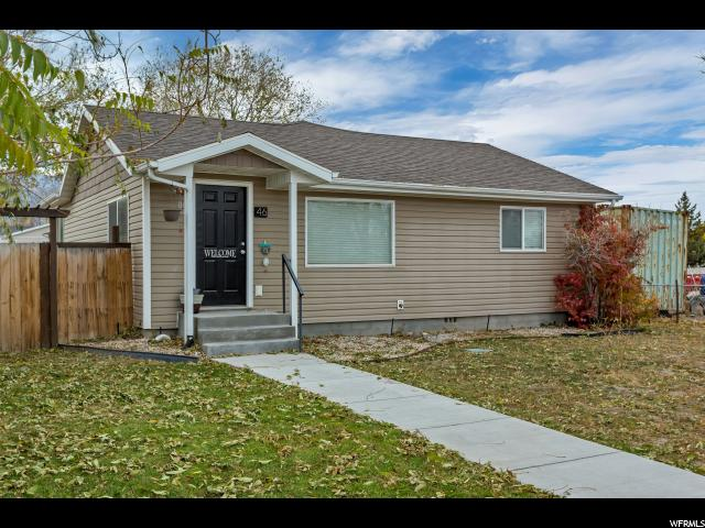 Single Family for Sale at 46 S COOLEY 46 S COOLEY Grantsville, Utah 84029 United States