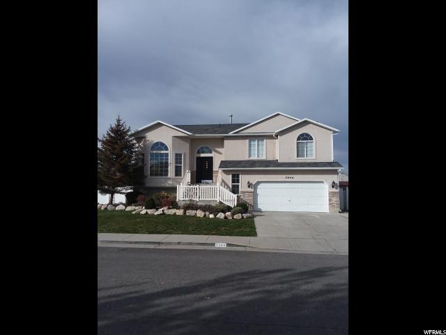 Unique la famille pour l Vente à 3046 S 6070 W 3046 S 6070 W West Valley City, Utah 84128 États-Unis