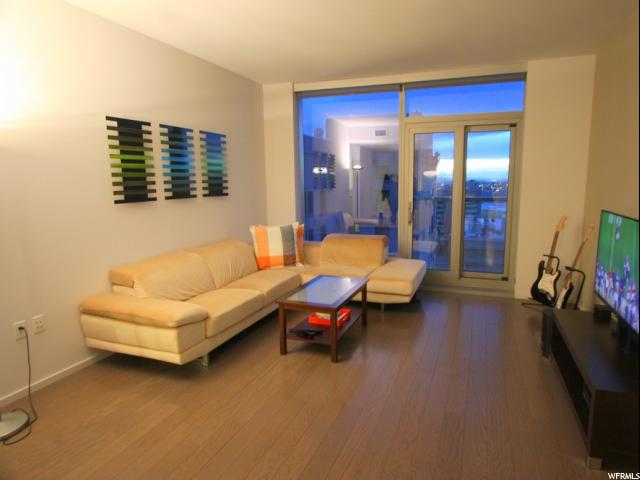 35 E REGENT Unit 1309 Salt Lake City, UT 84111 - MLS #: 1489831