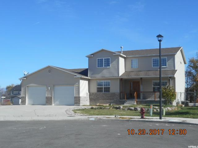 Single Family for Sale at 7682 W ADAM HILL CV 7682 W ADAM HILL CV Magna, Utah 84044 United States
