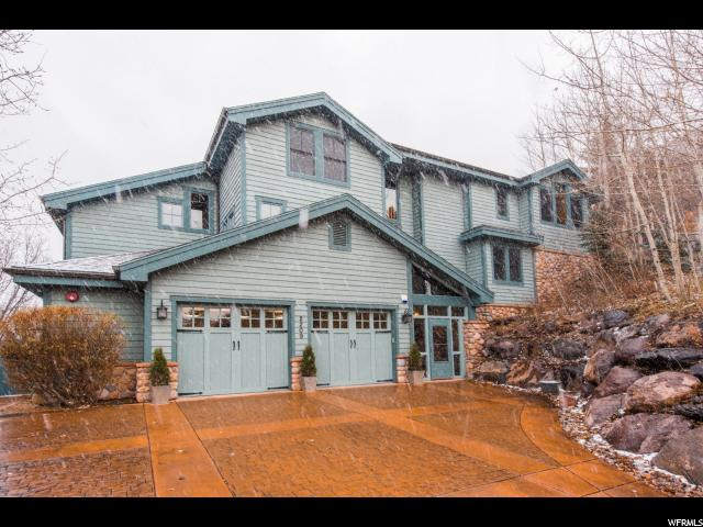 Single Family for Sale at 2209 MORNING STAR Drive 2209 MORNING STAR Drive Unit: 3-10 Park City, Utah 84060 United States
