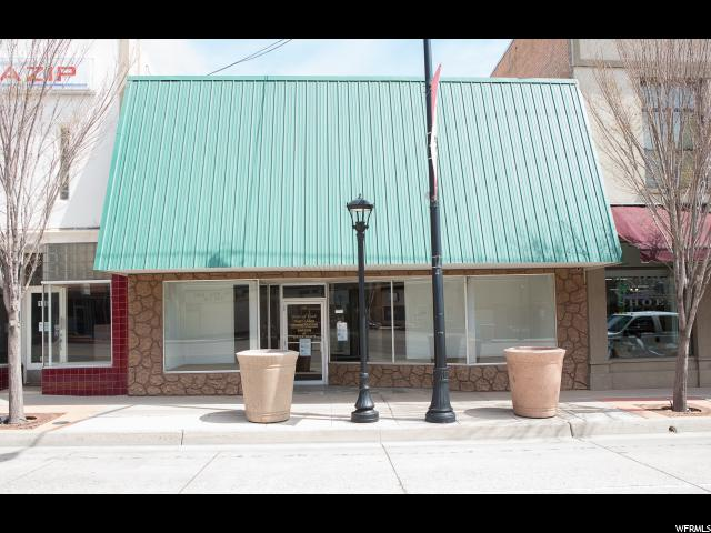 Commercial for Sale at 1-30-8, 130 N MAIN 130 N MAIN Richfield, Utah 84701 United States