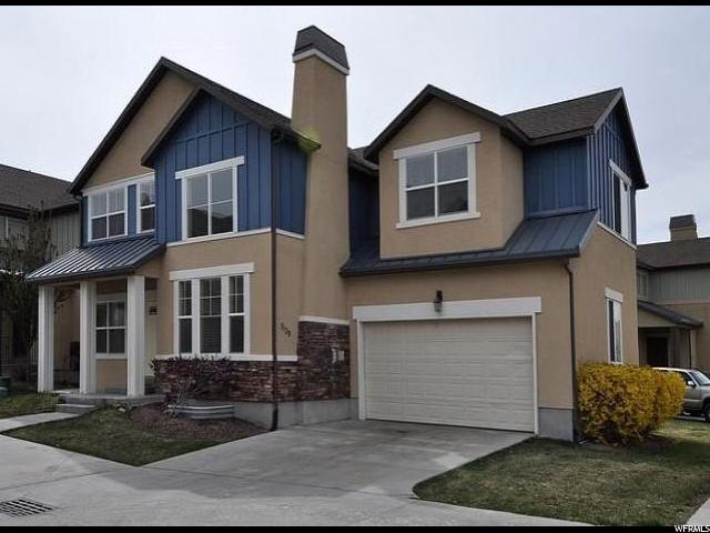 Unifamiliar por un Venta en 5139 W FORTROSE Drive 5139 W FORTROSE Drive Herriman, Utah 84096 Estados Unidos