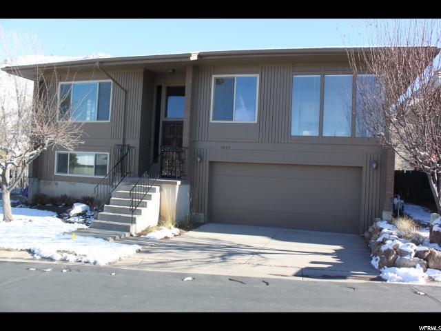 Один семья для того Продажа на 3845 S COVE POINT Drive 3845 S COVE POINT Drive Salt Lake City, Юта 84109 Соединенные Штаты