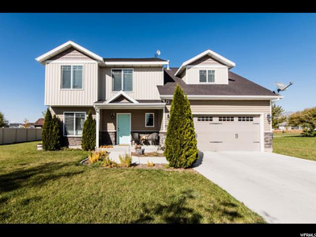 Один семья для того Продажа на 1167 W 2500 S 1167 W 2500 S Nibley, Юта 84321 Соединенные Штаты