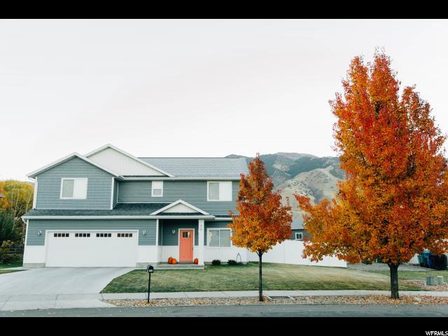 Один семья для того Продажа на 458 S 750 E 458 S 750 E River Heights, Юта 84321 Соединенные Штаты