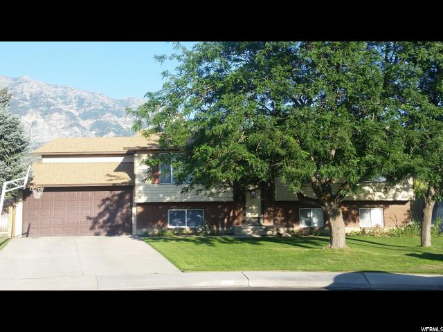 Single Family for Sale at 972 E 1100 N 972 E 1100 N Orem, Utah 84097 United States