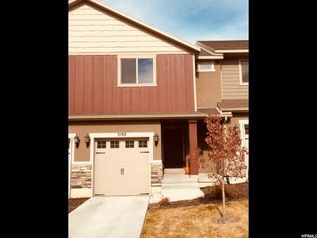 Appartement en copropriété pour l Vente à 5192 W ARMADA WAY 5192 W ARMADA WAY Herriman, Utah 84096 États-Unis