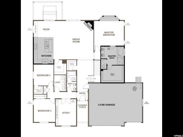 5718 W YUKON RIVER LN Unit 16 Herriman, UT 84096 - MLS #: 1490144