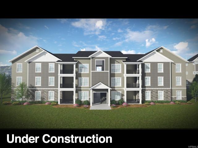 Appartement en copropriété pour l Vente à 13227 S ANDROS Lane 13227 S ANDROS Lane Unit: I304 Herriman, Utah 84096 États-Unis