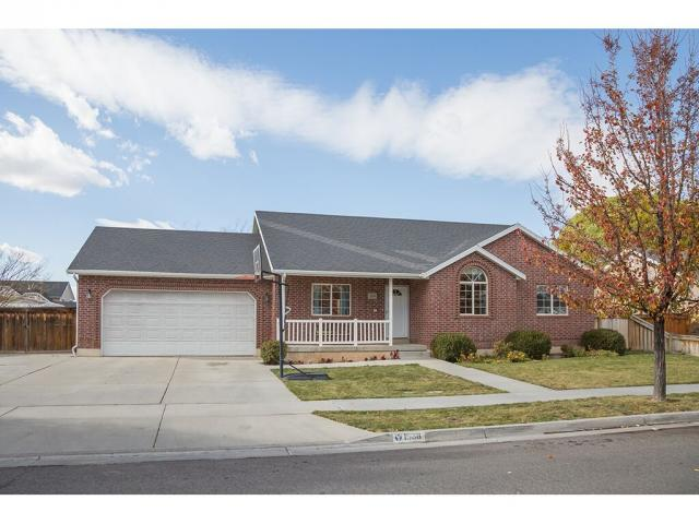 1538 S 1170 Spanish Fork, UT 84660 - MLS #: 1490257